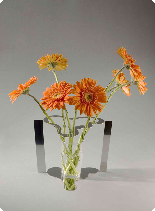 a holder for flower