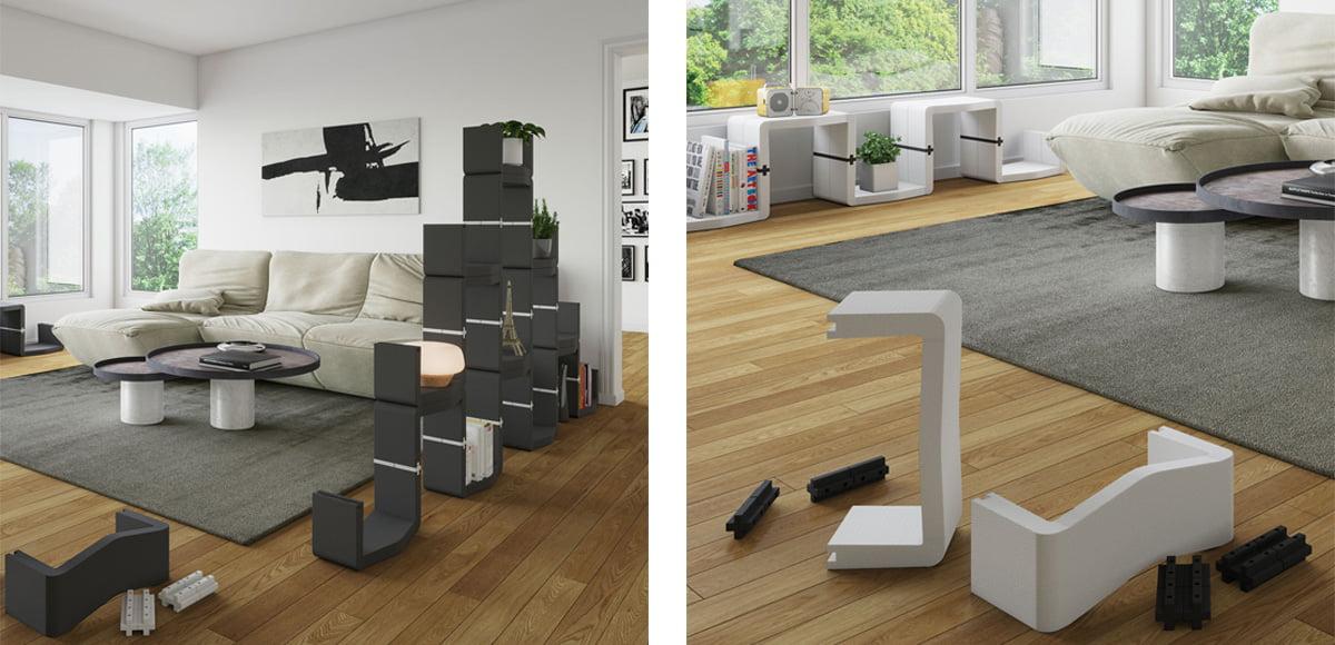 MÖBEL | OBJEKTEINRICHTUNG | Esstisch von cube modular