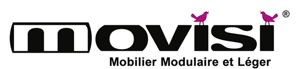 Movisi mobilier modulaire leger